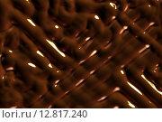 Абстрактный шоколадный фон. Стоковая иллюстрация, иллюстратор Асия Абубакрова / Фотобанк Лори
