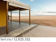 Пляж. Стоковое фото, фотограф Юрий Коваль / Фотобанк Лори