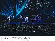 """Группа """"Сплин"""" (2014 год). Редакционное фото, фотограф Иван Маркуль / Фотобанк Лори"""