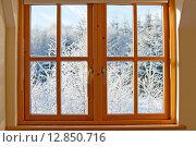 Купить «Окно», фото № 12850716, снято 7 декабря 2010 г. (c) Татьяна Кахилл / Фотобанк Лори