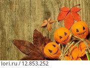Купить «Веселый Хэллоуин», фото № 12853252, снято 11 октября 2015 г. (c) Ирина Новак / Фотобанк Лори