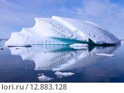 Айсберг в Гренландии (2011 год). Стоковое фото, фотограф Константин Ламин / Фотобанк Лори