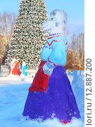 Купить «Новый год Козы», эксклюзивное фото № 12887200, снято 27 декабря 2014 г. (c) Анатолий Матвейчук / Фотобанк Лори