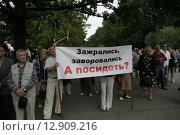 Зажрались, заворовались! (2010 год). Редакционное фото, фотограф Дмитрий Пискунов / Фотобанк Лори