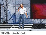 Олег Газманов (2015 год). Редакционное фото, фотограф Иван Маркуль / Фотобанк Лори