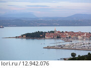 Купить «Izola Slovenia», фото № 12942076, снято 23 февраля 2019 г. (c) PantherMedia / Фотобанк Лори