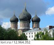 Купить «Собор Покрова Пресвятой Богородицы в Измайлово, Москва», эксклюзивное фото № 12964352, снято 27 июля 2008 г. (c) lana1501 / Фотобанк Лори