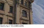 Купить «Здание в Москве», видеоролик № 13049696, снято 20 января 2020 г. (c) Павел Котельников / Фотобанк Лори