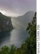 Горы Норвегии (2015 год). Стоковое фото, фотограф Свистунова Татьяна / Фотобанк Лори