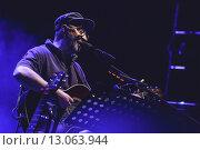 Группа ДДТ. Юрий Шевчук (2015 год). Редакционное фото, фотограф Иван Маркуль / Фотобанк Лори