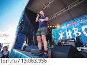 Группа Кирпичи. Василий Васин. (2015 год). Редакционное фото, фотограф Иван Маркуль / Фотобанк Лори