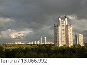 Жилой комплекс Эдельвейс. Стоковое фото, фотограф Надеждин Александр / Фотобанк Лори