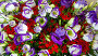 Big wonderful flowers bouquet, фото № 13072084, снято 24 марта 2014 г. (c) Юрий Брыкайло / Фотобанк Лори
