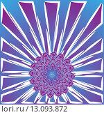 Купить «Blue sun», иллюстрация № 13093872 (c) PantherMedia / Фотобанк Лори