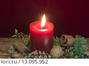 Купить «background christmas backdrop xmas flame», фото № 13095952, снято 26 марта 2019 г. (c) PantherMedia / Фотобанк Лори