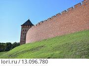 Новгородский кремль (2015 год). Стоковое фото, фотограф Ксения Ларкина / Фотобанк Лори