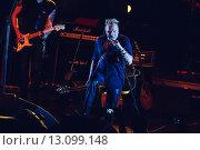 Гарик Сукачев (2015 год). Редакционное фото, фотограф Иван Маркуль / Фотобанк Лори