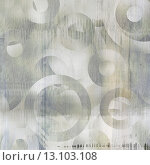 Купить «art abstract geometric textured colorful background with circles in grey and white colors», фото № 13103108, снято 17 декабря 2018 г. (c) Ingram Publishing / Фотобанк Лори