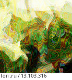 Купить «art abstract colorful chaotic waves pattern background with white, green, gold and brown colors», фото № 13103316, снято 19 января 2019 г. (c) Ingram Publishing / Фотобанк Лори