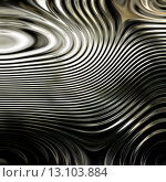 Купить «art abstract monochrome fractal pattern; glass textured background in grey, black and gold colors», фото № 13103884, снято 23 июля 2018 г. (c) Ingram Publishing / Фотобанк Лори