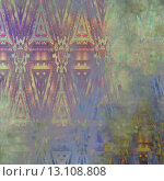 Купить «art abstract acrylic and pencil colorful background with damask pattern in lilac, blue and green colors», фото № 13108808, снято 22 ноября 2019 г. (c) Ingram Publishing / Фотобанк Лори