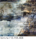Купить «art abstract acrylic and pencil background in grey, blue, white and brown colors», фото № 13155408, снято 21 января 2019 г. (c) Ingram Publishing / Фотобанк Лори