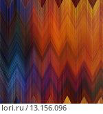Купить «art abstract colorful zigzag geometric vertical seamless pattern background in red, orange and blue colors», фото № 13156096, снято 17 августа 2018 г. (c) Ingram Publishing / Фотобанк Лори