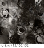 Купить «art abstract acrylic and pencil background in black, grey and white colors with grunge circles», фото № 13156132, снято 17 декабря 2018 г. (c) Ingram Publishing / Фотобанк Лори
