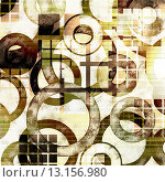 Купить «art abstract geometric textured colorful background with circles in white, yellow and brown colors», фото № 13156980, снято 25 марта 2019 г. (c) Ingram Publishing / Фотобанк Лори