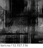 Купить «art abstract grunge dust textured monochrome background in black, grey, sepia and white colors», фото № 13157116, снято 22 ноября 2019 г. (c) Ingram Publishing / Фотобанк Лори