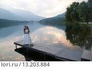 Wedding, portrait. Стоковое фото, фотограф Claudio Beduschi / age Fotostock / Фотобанк Лори