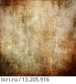art abstract grunge, textured, scratched background in beige, grey and brown. Стоковое фото, агентство Ingram Publishing / Фотобанк Лори