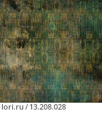 Купить «art abstract acrylic and pencil colorful background with damask pattern in green, beige, brown and black colors», фото № 13208028, снято 21 ноября 2019 г. (c) Ingram Publishing / Фотобанк Лори