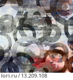 Купить «art abstract acrylic and pencil geometric background in white, grey, black and red colors with rings», фото № 13209108, снято 30 марта 2020 г. (c) Ingram Publishing / Фотобанк Лори