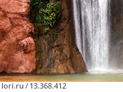 Купить «DEER CREEK FALLS at mile 136 is truly one of natures wonders _ GRAND CANYON NATIONAL PARK, ARIZONA», фото № 13368412, снято 19 ноября 2017 г. (c) age Fotostock / Фотобанк Лори