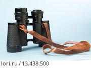 Купить «Old binoculars», фото № 13438500, снято 27 мая 2019 г. (c) age Fotostock / Фотобанк Лори
