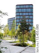 Купить «Modern architecture, Vesterbro, Sydhavnen, Copenhagen, Denmark, Europe», фото № 13455080, снято 22 июля 2019 г. (c) age Fotostock / Фотобанк Лори