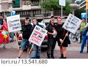 Купить «Demonstration In Defense Of Transexual Rights, 27/10/2012, Barcelona, Spain», фото № 13541680, снято 6 июля 2020 г. (c) age Fotostock / Фотобанк Лори