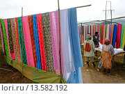 Купить «Friday market in the Betsileo country, around Fianarantsoa, Madagascar, Africa», фото № 13582192, снято 29 мая 2020 г. (c) age Fotostock / Фотобанк Лори
