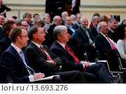 Купить «Berlin, 7th february, 2013. The Berlin Chamber of Physicians celebrated its 50th anniversary of medical self_administration in Berlin. The ceremony took...», фото № 13693276, снято 17 июля 2019 г. (c) age Fotostock / Фотобанк Лори