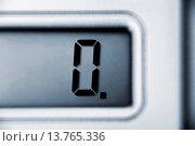 Купить «pocket calculator showing 'zero'», фото № 13765336, снято 20 июня 2019 г. (c) age Fotostock / Фотобанк Лори