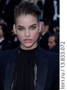 Barbara Palvin - Cannes/France/France - 66TH CANNES FILM FESTIVAL - RED CARPET BEHIND THE CANDELABRA (2013 год). Редакционное фото, фотограф visual/pictureperfect / age Fotostock / Фотобанк Лори