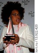 Купить «Macy Gray - Beverly Hills/California/United States - 31ST ANNUAL AMERICA MUSIC AWARDS NOMINATIONS ANNOUCEMENT», фото № 13922420, снято 16 сентября 2003 г. (c) age Fotostock / Фотобанк Лори