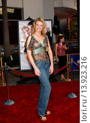 Missi Pyle - Universal City/California/United States - AMERICAN WEDDING FILM PREMIERE (2003 год). Редакционное фото, фотограф visual/pictureperfect / age Fotostock / Фотобанк Лори