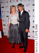 Купить «Olivia Newton John - Century City/California/United States - SECOND ANNUAL G´DAY LA: AUSTALIA WEEK PENFOLDS GALA DINNER», фото № 13978944, снято 15 января 2005 г. (c) age Fotostock / Фотобанк Лори