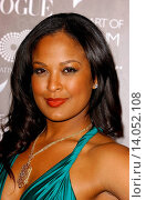 Laila Ali - Los Angeles/California/United States - THE ART OF THE ELYSIUM 2ND ANNUAL BLACK TIE CHARITY GALA (2009 год). Редакционное фото, фотограф visual/pictureperfect / age Fotostock / Фотобанк Лори