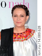Adriana Barraza - Los Angeles/California/United States - FROM PRADA TO NADA FILM PREMIERE (2011 год). Редакционное фото, фотограф visual/pictureperfect / age Fotostock / Фотобанк Лори