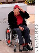 Купить «Bernardo Bertolucci - Cannes/France/France - 64TH CANNES FILM FESTIVAL - BERNARDO BERTOLUCCI - NO ITALIAN SALES», фото № 14167016, снято 11 мая 2011 г. (c) age Fotostock / Фотобанк Лори