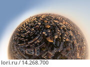 Москва 360 планета. Стоковое фото, фотограф Данила Михин / Фотобанк Лори