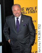 Bo Dietl - New York/New York/USA - THE WOLF OF WALL STREET PREMIERE (2013 год). Редакционное фото, фотограф William George / age Fotostock / Фотобанк Лори